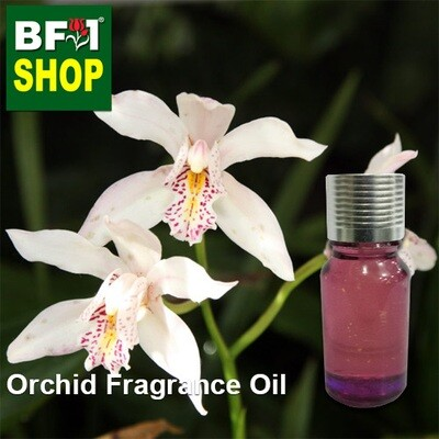 Orchid Fragrance Oil - Spring flower (China) > Cymbidium virescens - 10ml