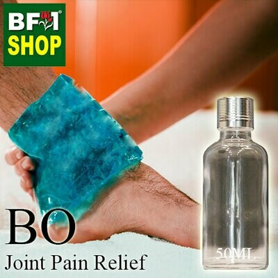 Blended Essential Oil (BO) - Joint Pain Relief Essential Oil - 50ml