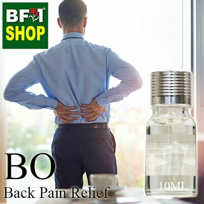 Blended Essential Oil (BO) - Back Pain Relief Essential Oil - 10ml