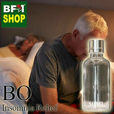 Blended Essential Oil (BO) - Insomnia Relief Essential Oil - 50ml