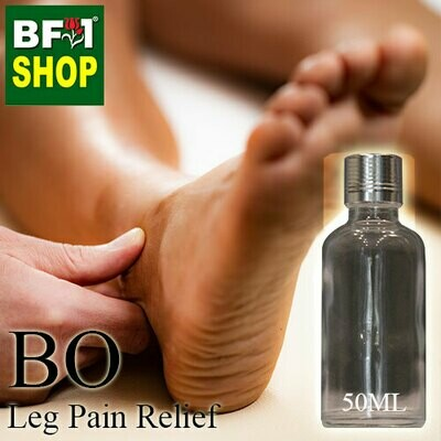 Blended Essential Oil (BO) - Leg Pain Relief Essential Oil - 50ml