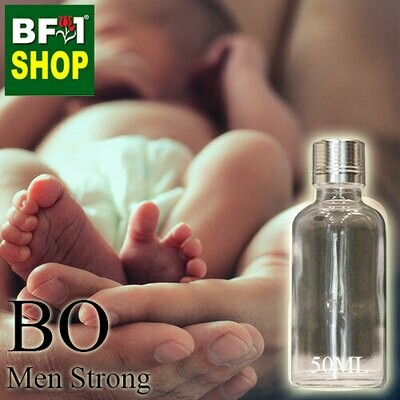 Blended Essential Oil (BO) - Men Strong Essential Oil - 50ml