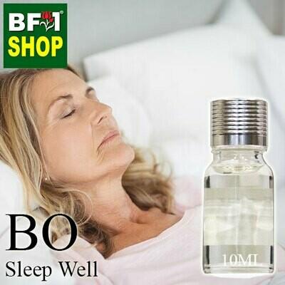 Blended Essential Oil (BO) - Sleep Well Essential Oil - 10ml