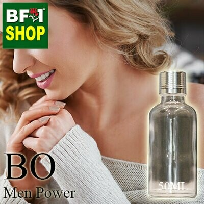 Blended Essential Oil (BO) - Men Power Essential Oil - 50ml