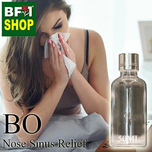 Blended Essential Oil (BO) - Nose Sinus Relief Essential Oil - 50ml