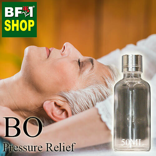 Blended Essential Oil (BO) - Pressure Relief Essential Oil - 50ml