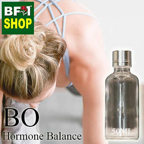 Blended Essential Oil (BO) - Hormone Balance Essential Oil - 50ml