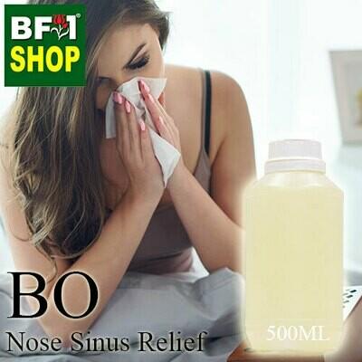 Blended Essential Oil (BO) - Nose Sinus Relief Essential Oil - 500ml