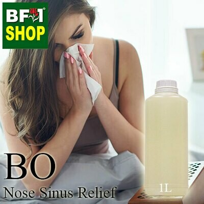 Blended Essential Oil (BO) - Nose Sinus Relief Essential Oil - 1L