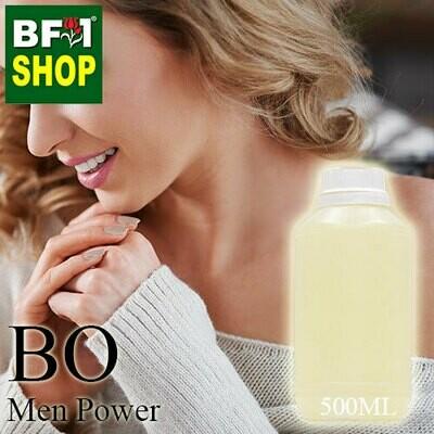 Blended Essential Oil (BO) - Men Power Essential Oil - 500ml