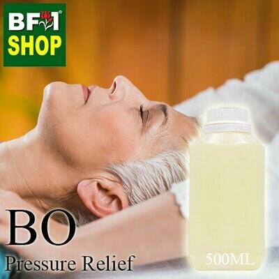 Blended Essential Oil (BO) - Pressure Relief Essential Oil - 500ml