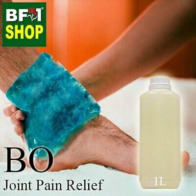 Blended Essential Oil (BO) - Joint Pain Relief Essential Oil - 1L