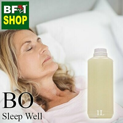 Blended Essential Oil (BO) - Sleep Well Essential Oil - 1L
