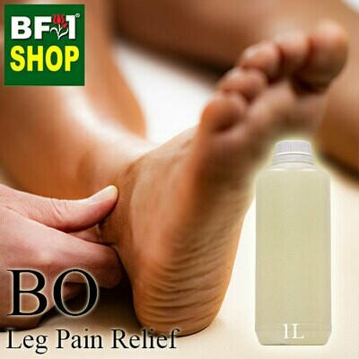 Blended Essential Oil (BO) - Leg Pain Relief Essential Oil - 1L