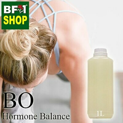 Blended Essential Oil (BO) - Hormone Balance Essential Oil - 1L