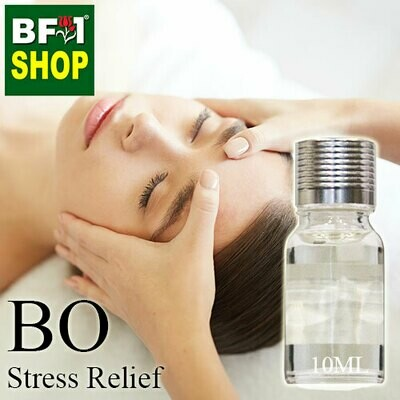 Blended Essential Oil (BO) - Stress Relief Essential Oil - 10ml