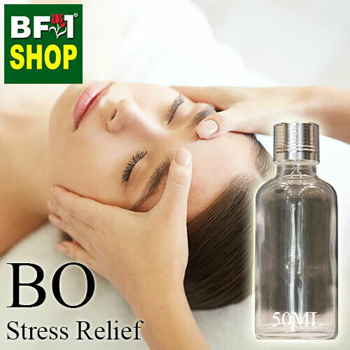 Blended Essential Oil (BO) - Stress Relief Essential Oil - 50ml