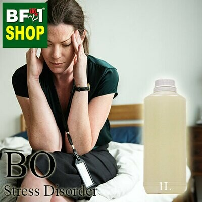 Blended Essential Oil (BO) - Stress Disorder Essential Oil - 1L