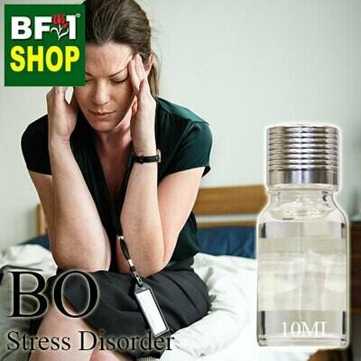 Blended Essential Oil (BO) - Stress Disorder Essential Oil - 10ml