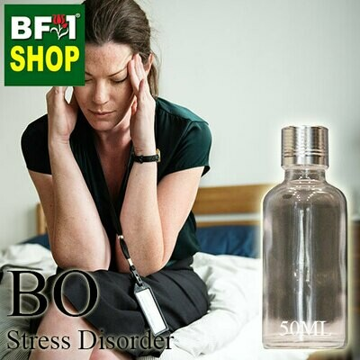 Blended Essential Oil (BO) - Stress Disorder Essential Oil - 50ml