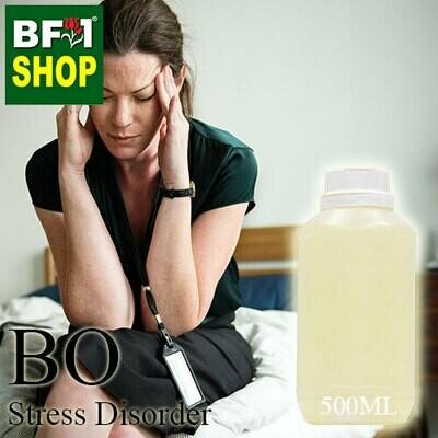 Blended Essential Oil (BO) - Stress Disorder Essential Oil - 500ml