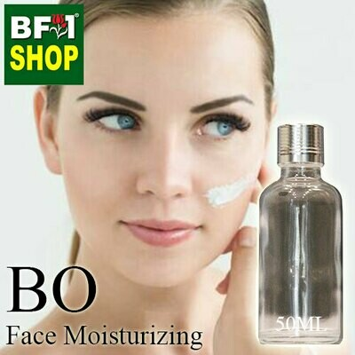 Blended Essential Oil (BO) - Face Moisturizing Essential Oil - 50ml