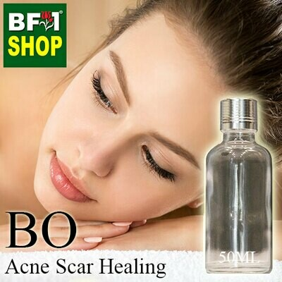 Blended Essential Oil (BO) - Acne Scar Healing Essential Oil -50ml