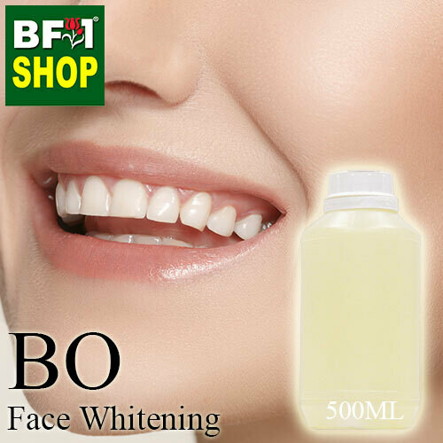 Blended Essential Oil (BO) - Face Whitening Essential Oil - 500ml