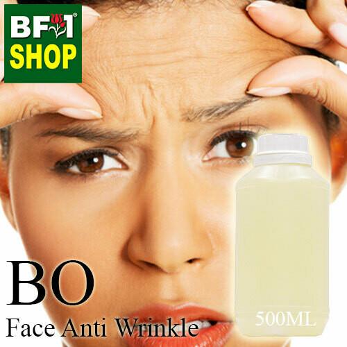 Blended Essential Oil (BO) - Face Anti Wrinkle Essential Oil - 500ml