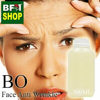 Blended Essential Oil (BO) - Face Anti Wrinkle Essential Oil - 500ml