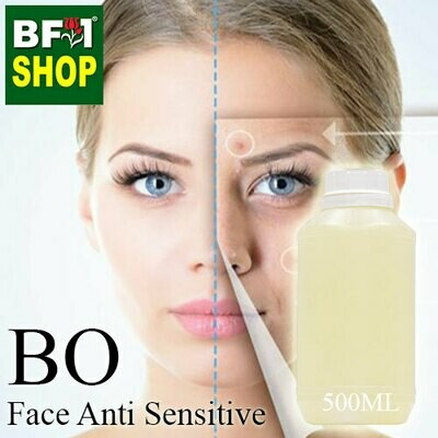 Blended Essential Oil (BO) - Face Anti Sensitive Essential Oil - 500ml