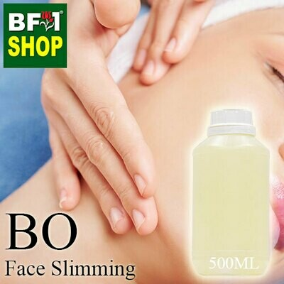 Blended Essential Oil (BO) - Face Slimming Essential Oil - 500ml
