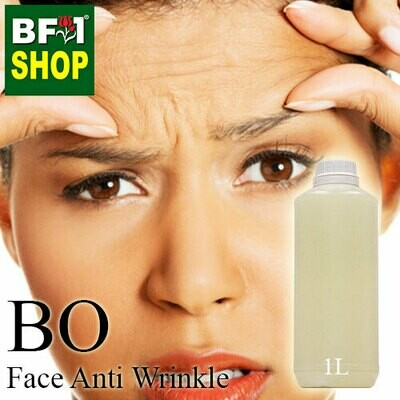 Blended Essential Oil (BO) - Face Anti Wrinkle Essential Oil - 1L