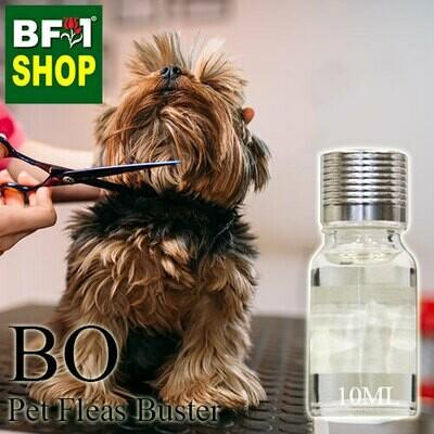 Blended Essential Oil (BO) - Pet Fleas Buster Essential Oil - 10ml