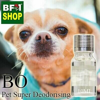 Blended Essential Oil (BO) - Pet Super Deodorising Essential Oil - 10ml