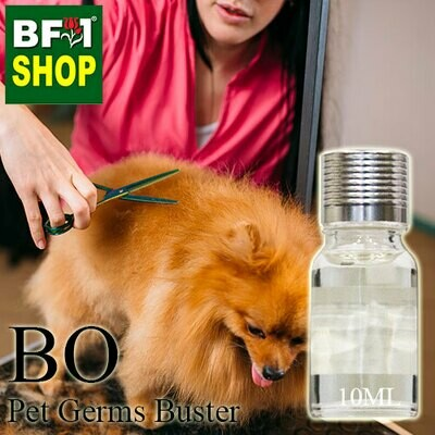 Blended Essential Oil (BO) - Pet Germs Buster Essential Oil - 10ml