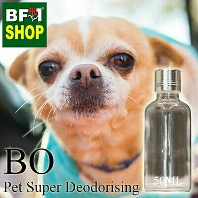 Blended Essential Oil (BO) - Pet Super Deodorising Essential Oil - 50ml