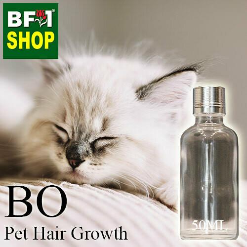 Blended Essential Oil (BO) - Pet Hair Growth Essential Oil - 50ml