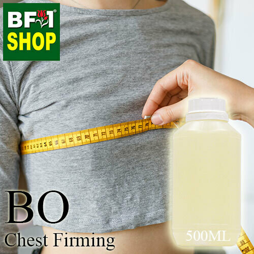 Blended Essential Oil (BO) - Chest Firming Essential Oil - 500ml