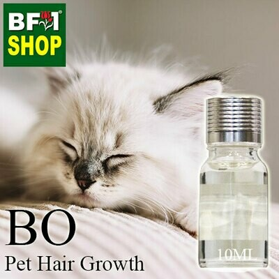 Blended Essential Oil (BO) - Pet Hair Growth Essential Oil - 10ml
