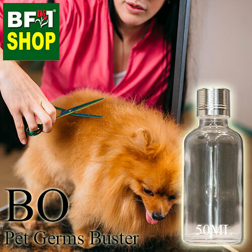 Blended Essential Oil (BO) - Pet Germs Buster Essential Oil - 50ml