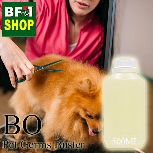 Blended Essential Oil (BO) - Pet Germs Buster Essential Oil - 500ml