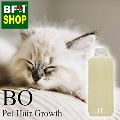 Blended Essential Oil (BO) - Pet Hair Growth Essential Oil - 1L