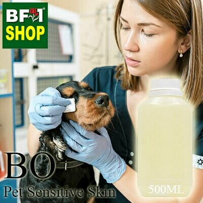 Blended Essential Oil (BO) - Pet Sensitive Skin Essential Oil - 500ml
