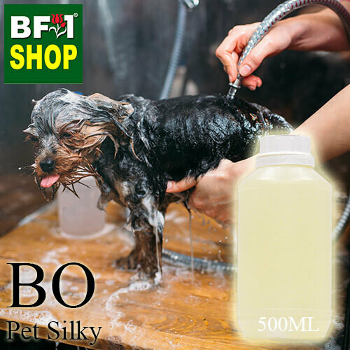 Blended Essential Oil (BO) - Pet Silky Essential Oil - 500ml