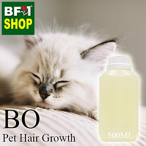 Blended Essential Oil (BO) - Pet Hair Growth Essential Oil - 500ml