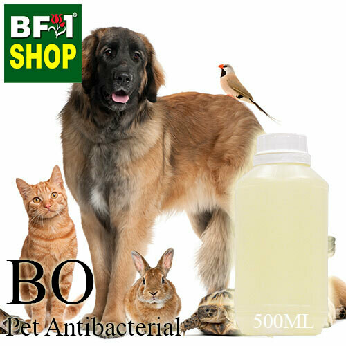 Blended Essential Oil (BO) - Pet Antibacterial Essential Oil -500ml