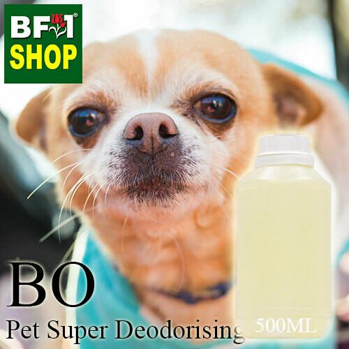 Blended Essential Oil (BO) - Pet Super Deodorising Essential Oil - 500ml