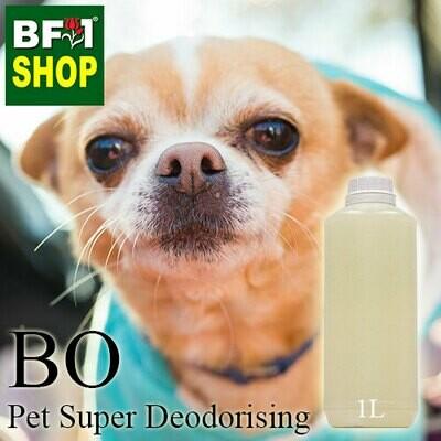 Blended Essential Oil (BO) - Pet Super Deodorising Essential Oil - 1L