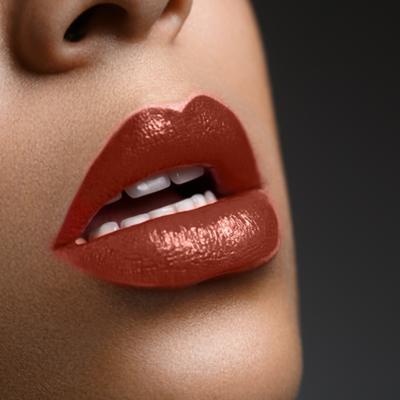 Shining Lip Matte Color  8a392b - 5g